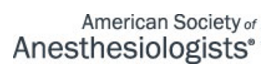 ANESTHESIOLOGY 2019 - American Society Of Anesthesiologists' Annual Meeting