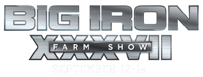 Big Iron Farm Show XXXVIII