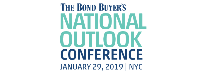 The Bond Buyer's National Outlook Conference 2019