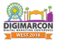 DigiMarCon West 2018 - Digital Marketing Conference
