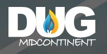 DUG Midcontinent 2015