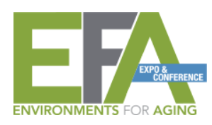 EFA 2018 Environments for Aging Expo & Conference