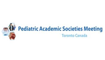 2017 PAS Annual Meeting - Pediatric Academic Societies