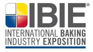 IBIE International Baking Industry Exposition 2016
