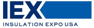 IEX Insulation Expo USA