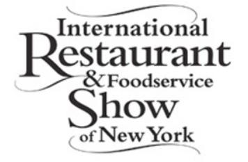 International Restaurant & Foodservice Show 2017