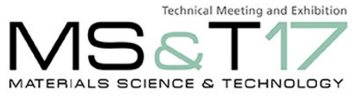 MS&T '17 - Materials Science & Technology Conference & Exhibition