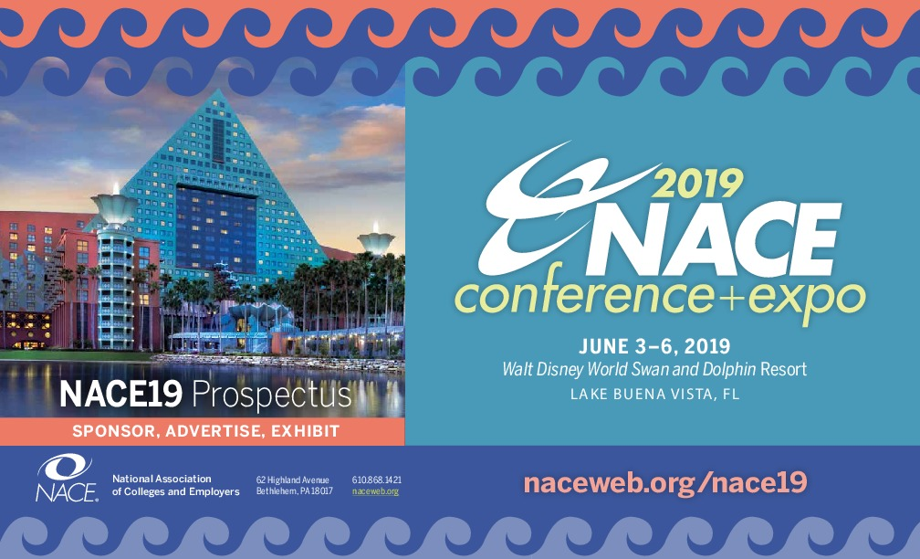 NACE 2019 Conference & Expo - National Association of Colleges and