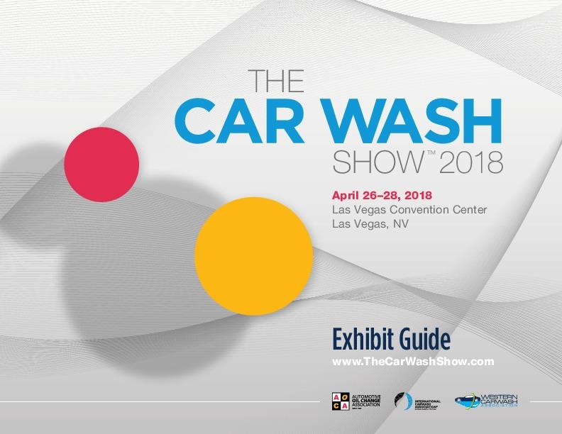 Events The Car Wash Show - Car wash show las vegas 2018