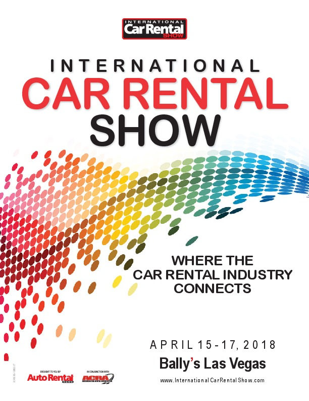 Events International Car Rental Show - Car rental show las vegas