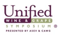 Unified Wine & Grape Symposium 2017