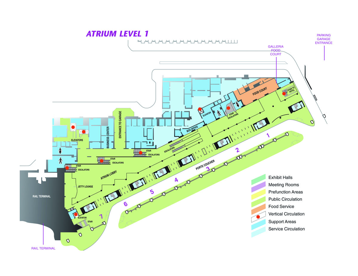 Venues Atlantic City Convention Center