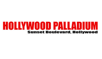 Iconic Hollywood Palladium Theater