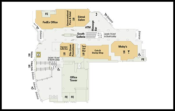 Venues Washington State Convention Center – Washington State Convention Center Floor Plan